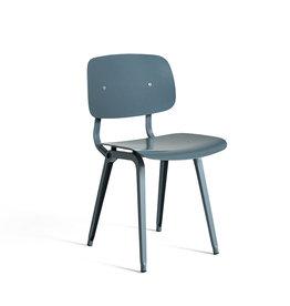 HAY Revolt chair - Ocean steel frame