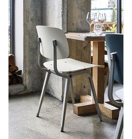 HAY Revolt chair - Beige steel frame
