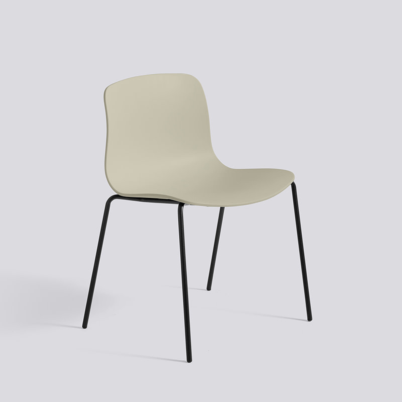HAY About A Chair AAC16 - black steel frame