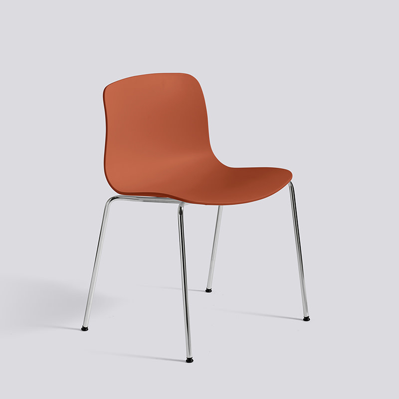 HAY About A Chair AAC16 - chromed steel frame