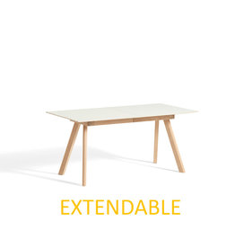 HAY CPH30 EXTENDABLE 160 x 80 cm  - natural oak frame