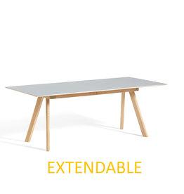 HAY CPH30 200 x 90 cm EXTENDABLE  - natural oak frame