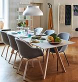 HAY CPH30 Table EXTENDABLE - 200/400 x 90 cm - natural oak frame