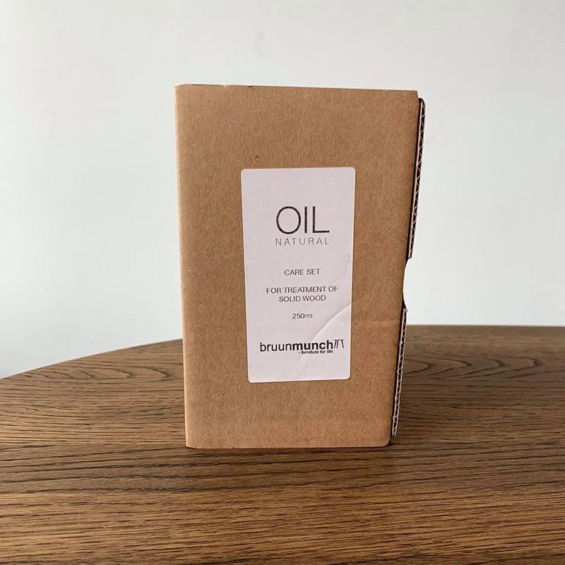 Bruunmunch Care kit - Natural oil