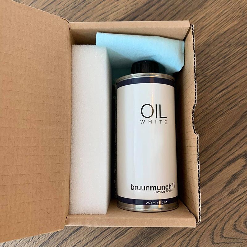 Bruunmunch Care kit - White oil