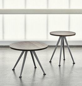 HAY Pyramid coffee table 51 - Beige frame
