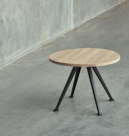 HAY Pyramid coffee table 51 - Black frame