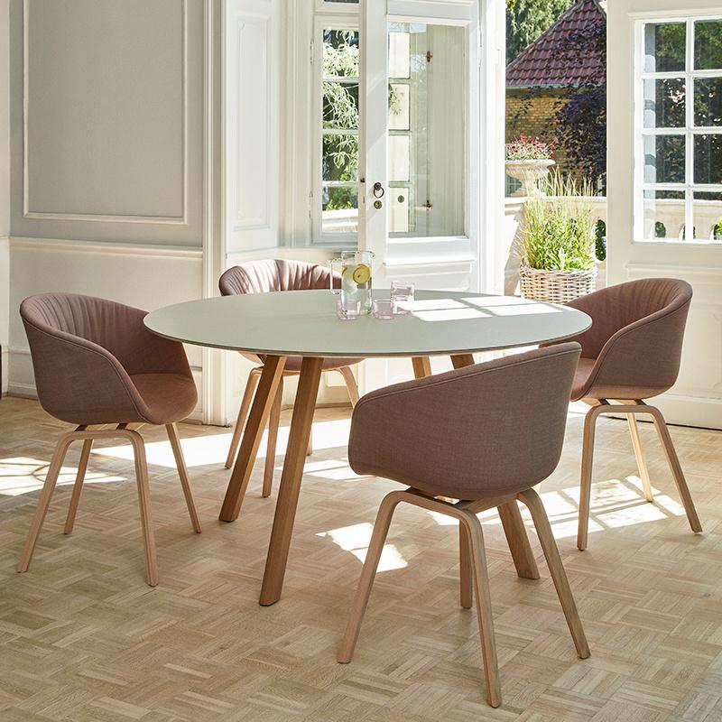 HAY CPH25 Copenhague table - natural oak