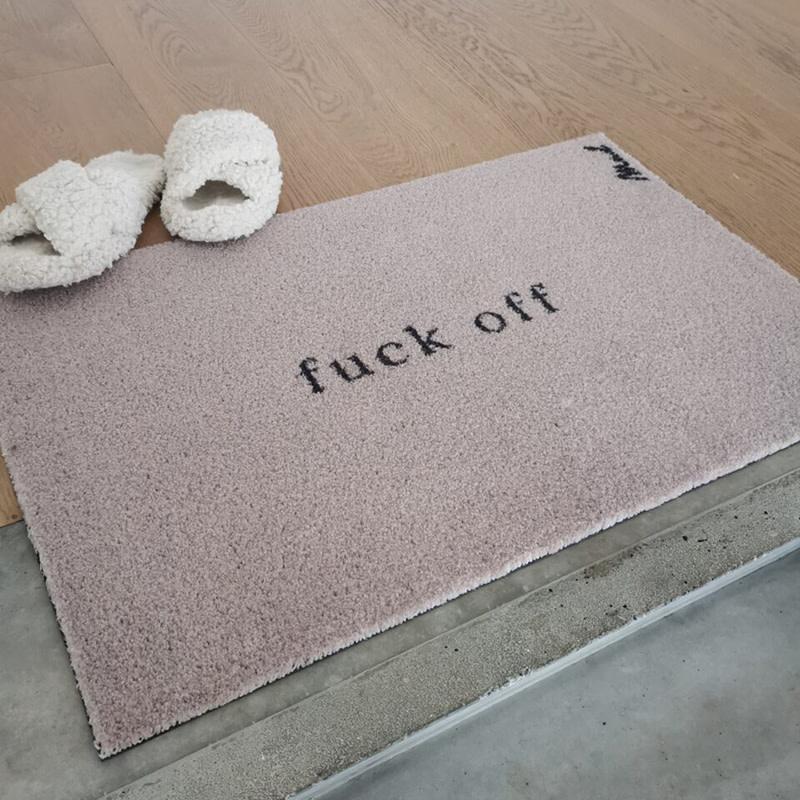 Mad About Mats Alicia Harde mat 50x75 cm Scraper