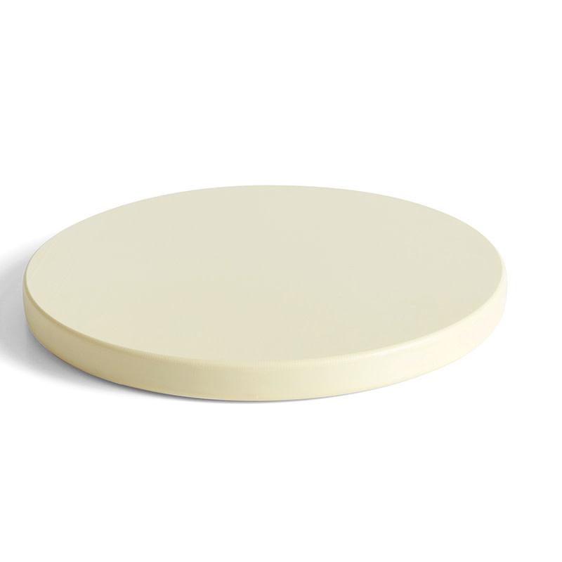 HAY Snijplank rond Off white