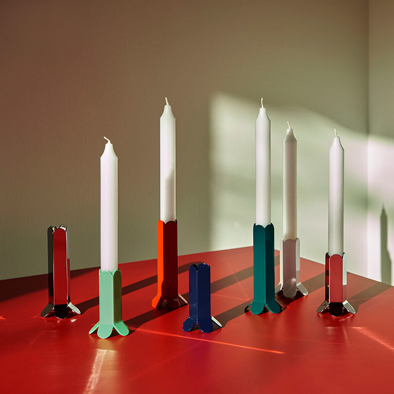 HAY Arcs candleholder S