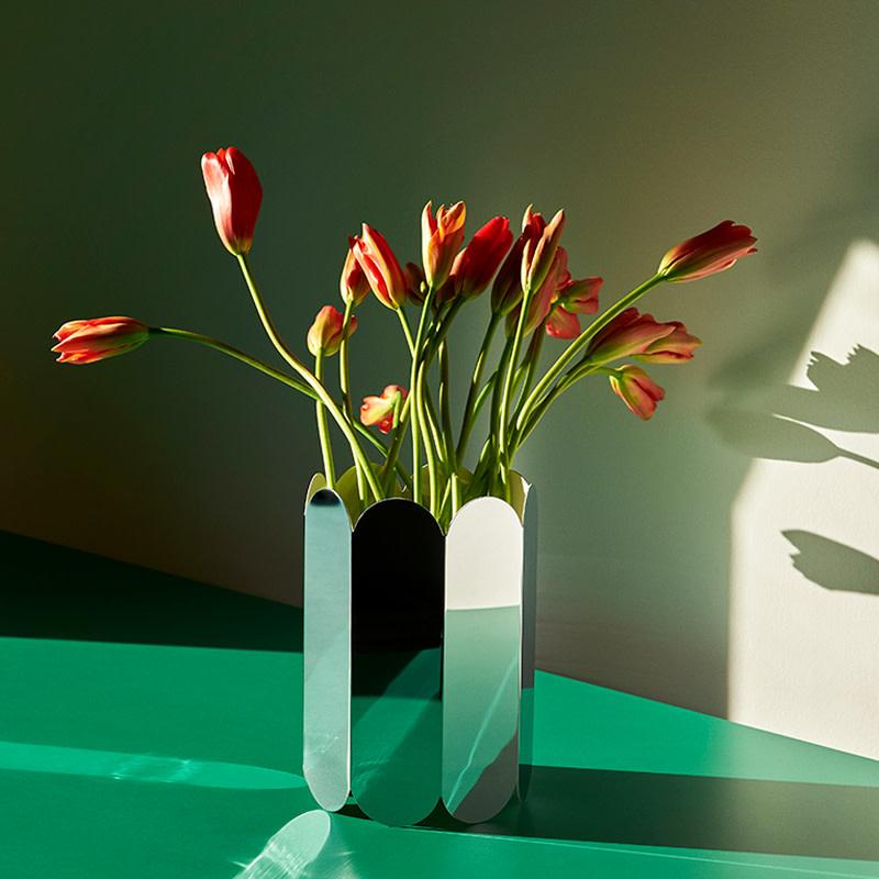 HAY Arcs vase