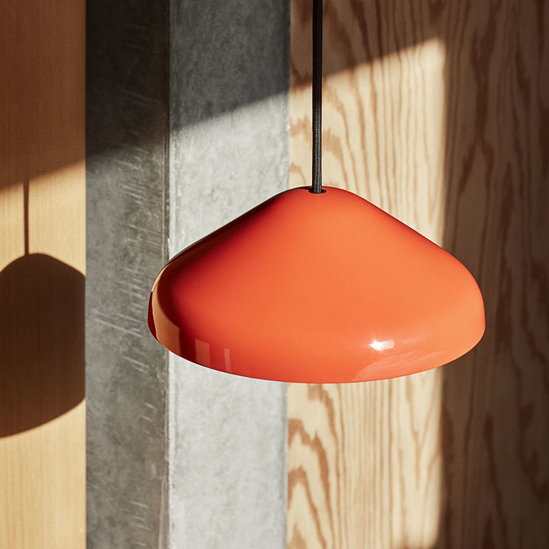 HAY Pao hanglamp - Staal - 23 cm