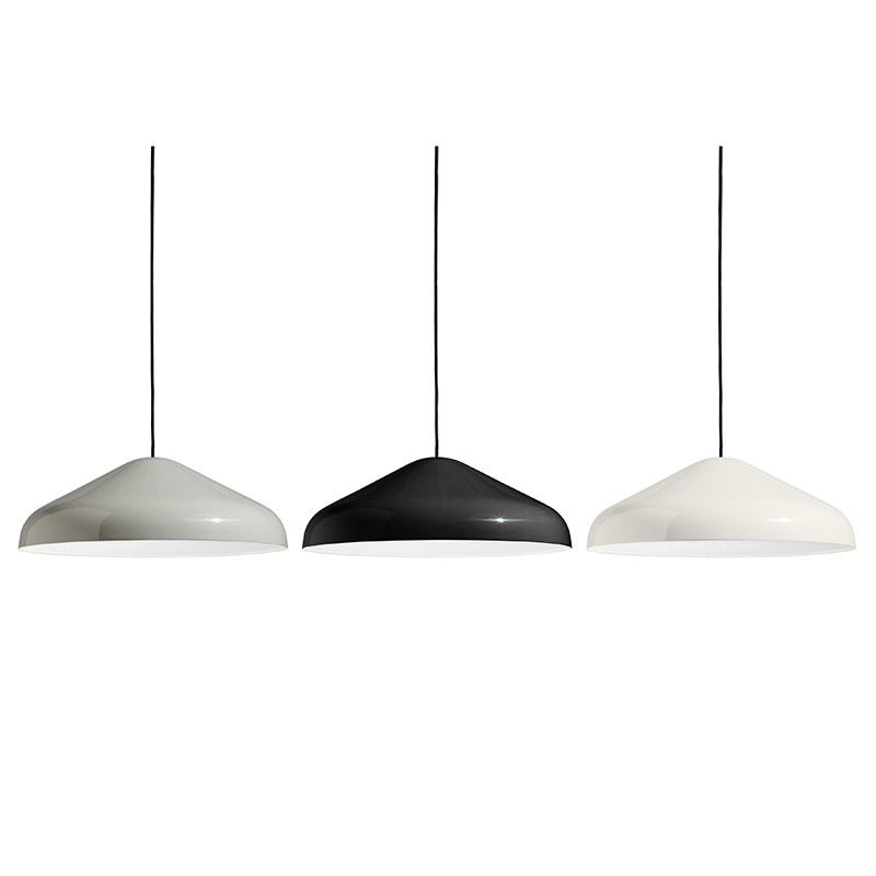 HAY Pao hanglamp - Staal - 47 cm