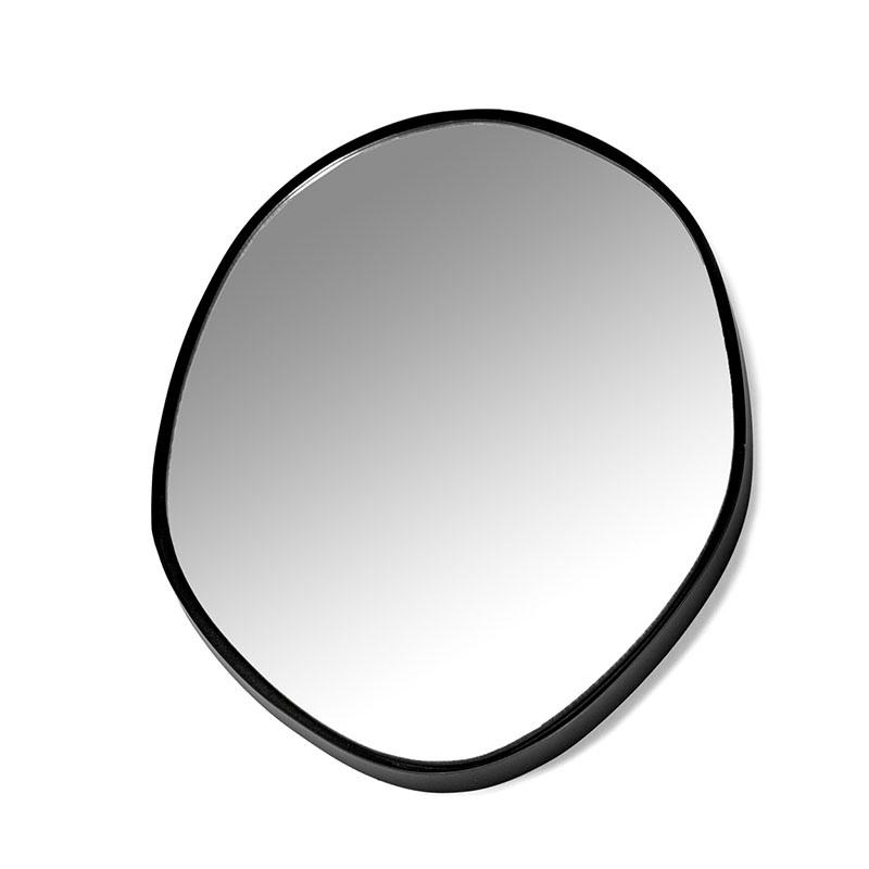 Serax Spiegel C zwart 30 x 23 cm