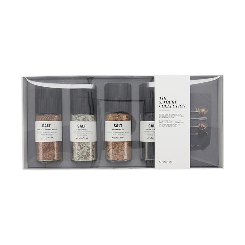 Nicolas Vahé Giftbox 'The Savory collection'