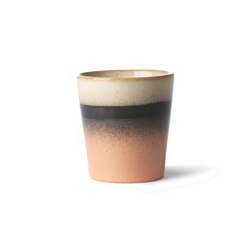 HKliving Koffiebeker Tornado - Keramiek