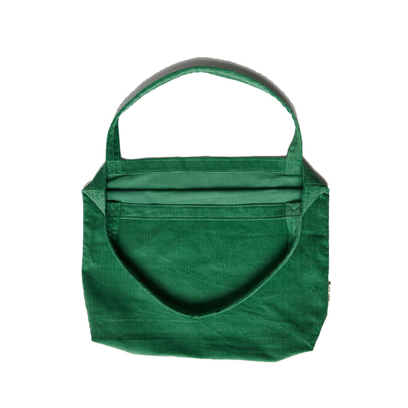Studio Noos Mom-bag rib - bright green