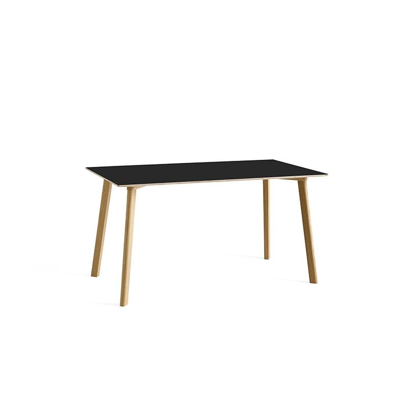 HAY CPH DEUX 210 table - Natural oak frame