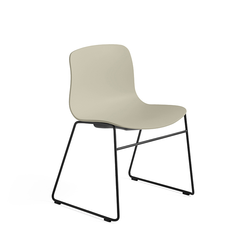 HAY About A Chair AAC08 - black steel frame