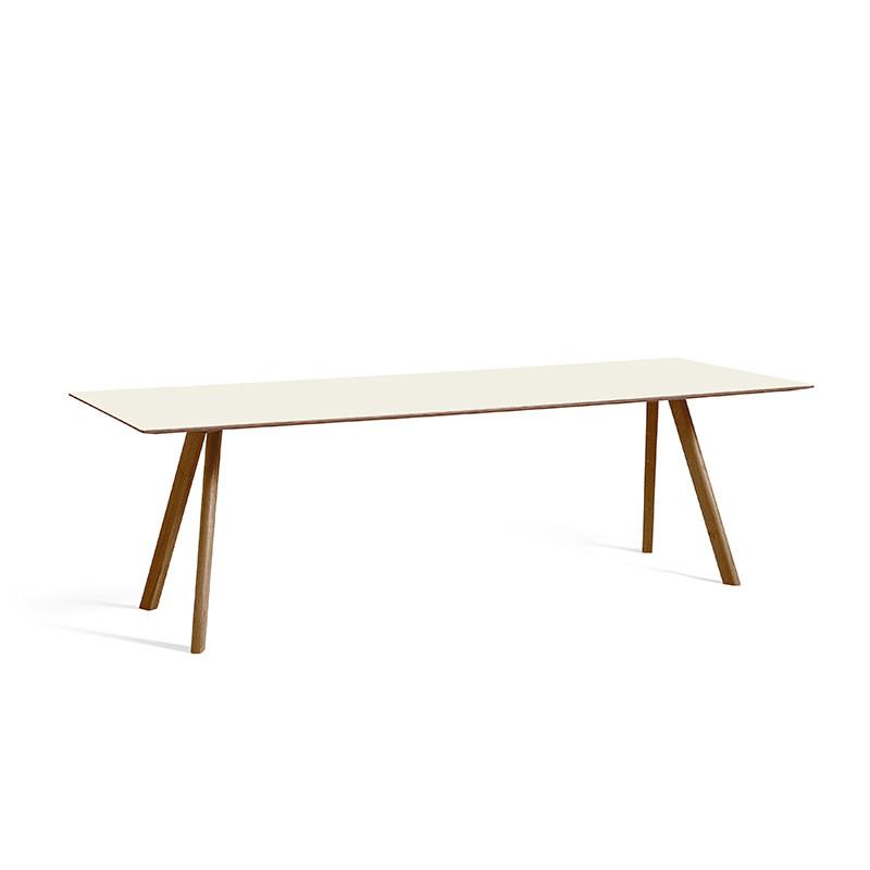 HAY CPH30 Copenhague  Table L250 cm - Walnut frame