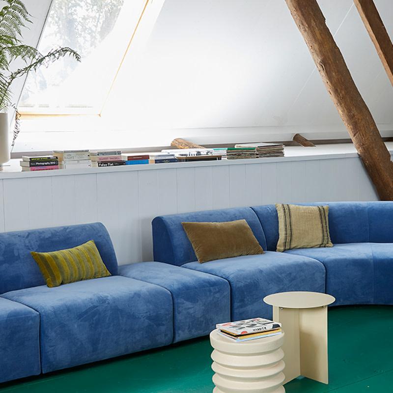 HKliving Kussen velvet 40x60 cm