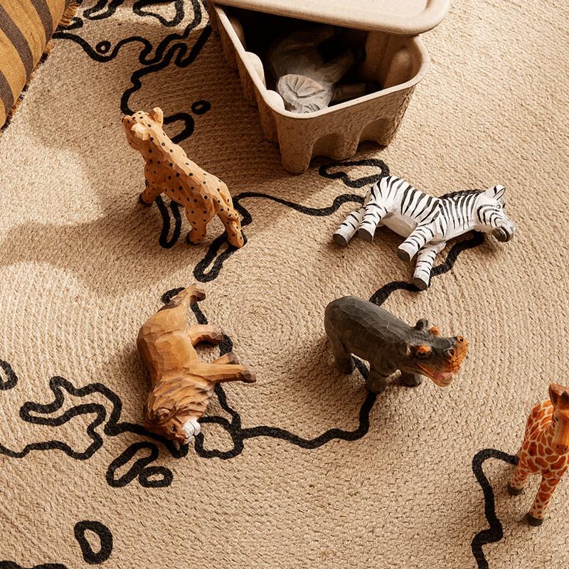Fermliving Houten dierenfiguur