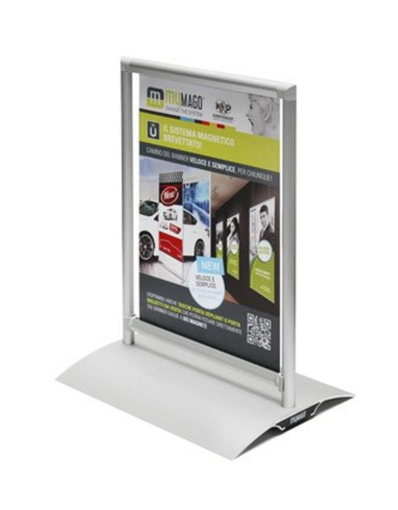 myMAGO myMAGO mini standup counter display A4