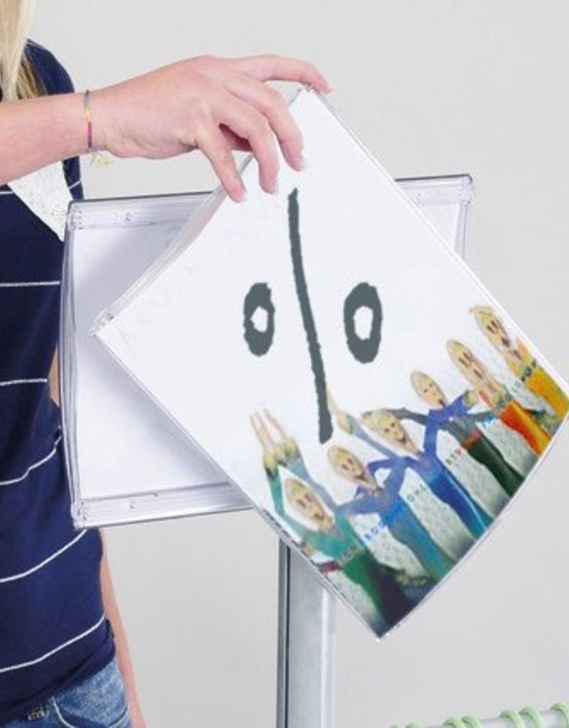 "Kunst&Dünger ""grow together"" Soistes bag présentoir de sac"