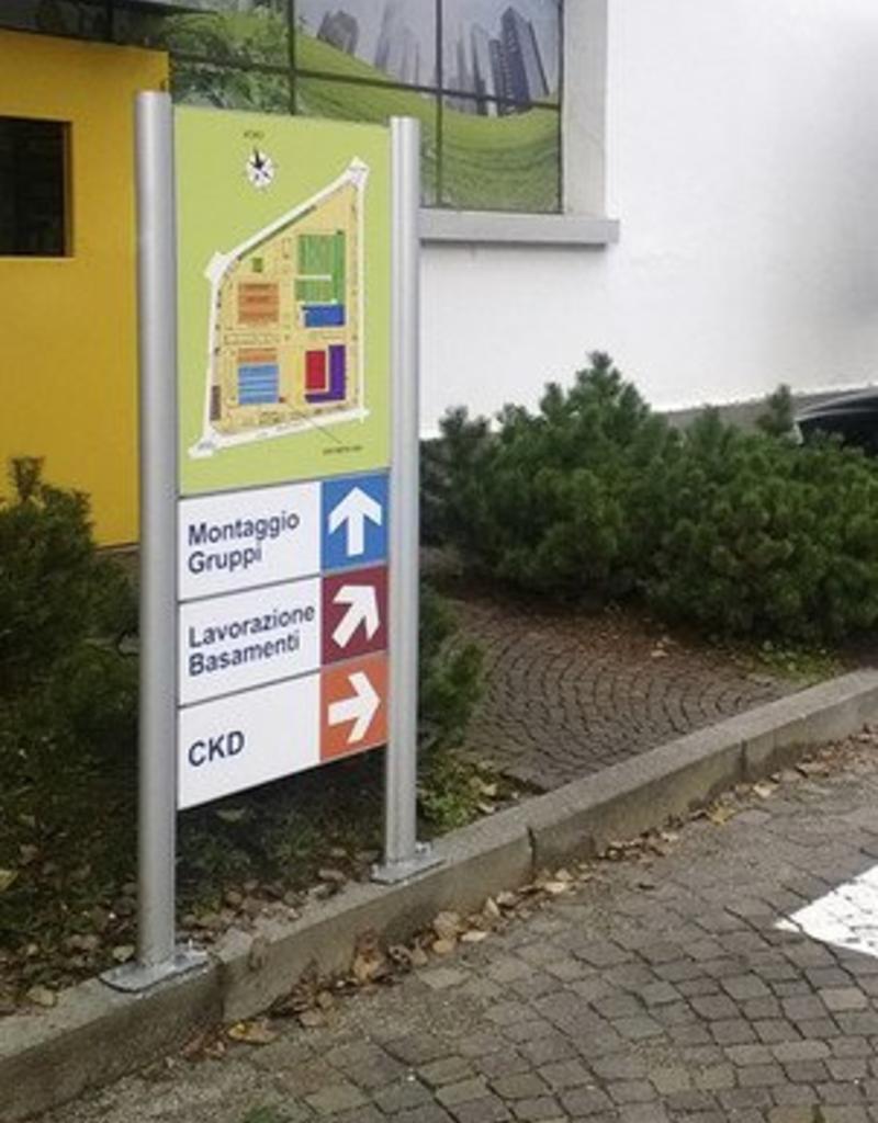 "Kunst&Dünger ""grow together"" Dima positioning device"