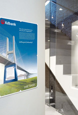 """Kunst&Dünger """"grow together"""" Linfor porte-affiche"""