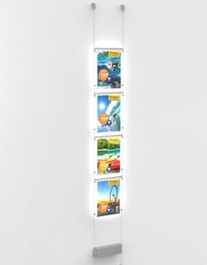 """Kunst&Dünger """"grow together"""" Fly Shine Light"""