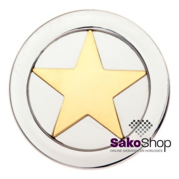 Mi Moneda Mi-moneda star gold large