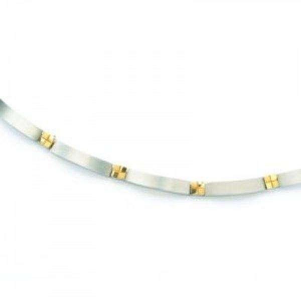 Boccia Boccia titanium collier 0831-02