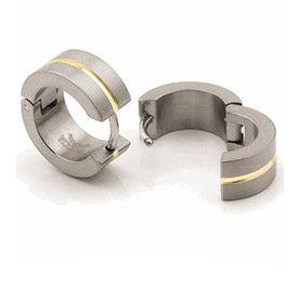 Boccia Boccia titanium creolen 0503-03