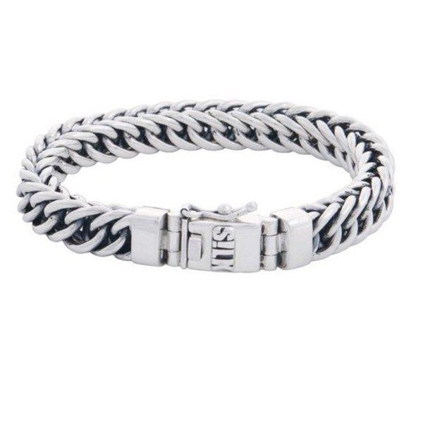 Silk Silk armband Vishnu 108