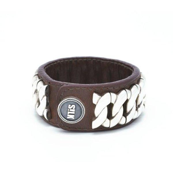 Silk Silk Armband Leather 801