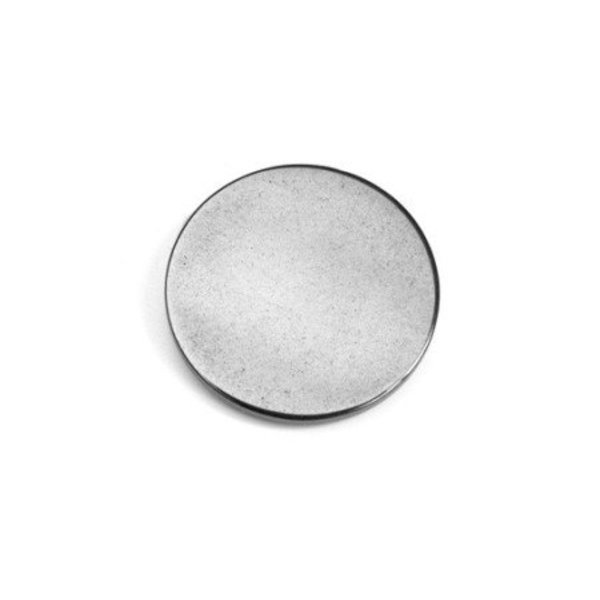 Mi Moneda Mi-Moneda coin Male Hematite