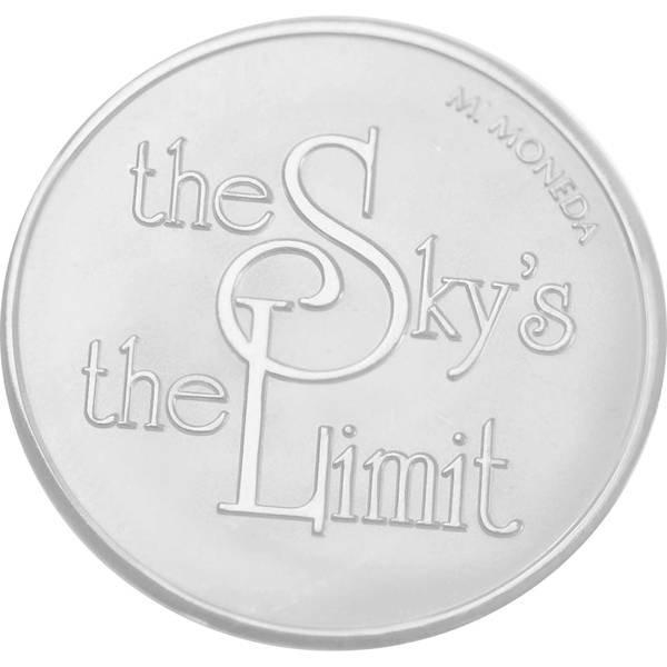 Mi Moneda Mi-moneda munt medium Sky and Stronger