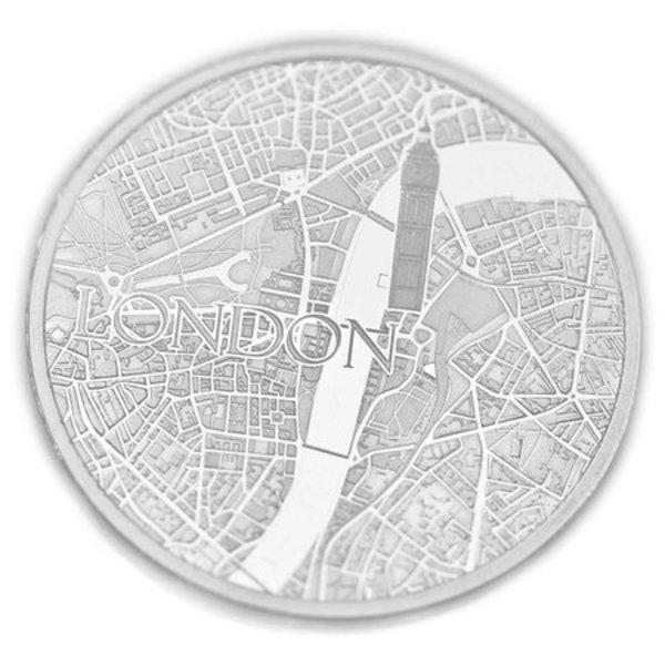 Mi Moneda Mi-Moneda munt Del Mundo large London
