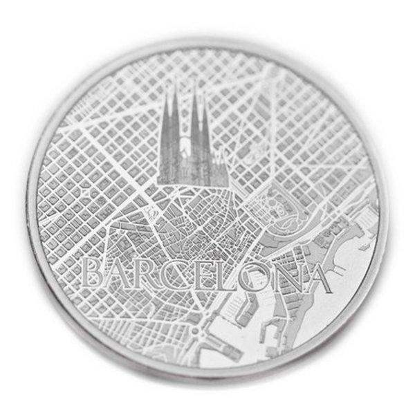 Mi Moneda Mi-Moneda munt Del Mundo large Barcelona