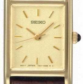 Seiko Seiko Dames Double Leer SXGN54P1