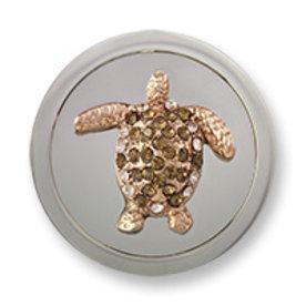 Mi Moneda Mi-Moneda coin Atlantis Tortuga Rosegold medium