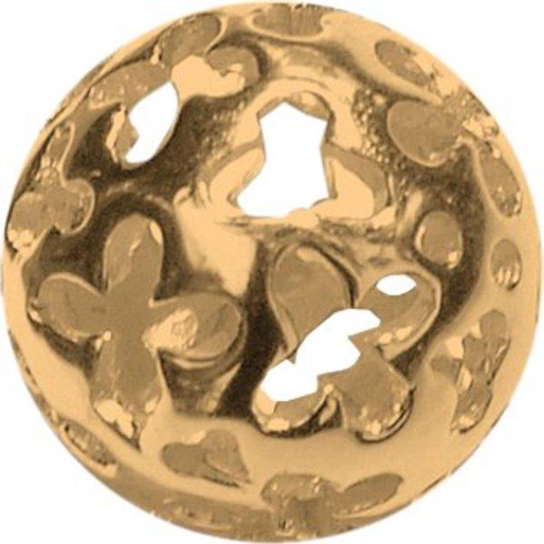 Melano Melano Colors Silver ball Gold