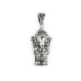 Silk S!lk hanger Ganesha 218