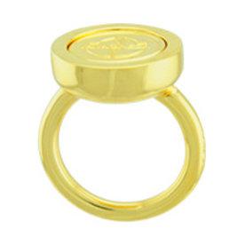 Mi Moneda Mi-Moneda ring AVO Gold-Plated