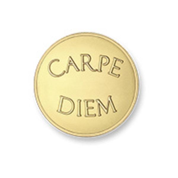 Mi Moneda Mi-Moneda Munt XS Carpe Diem voor Mi-Moneda ring