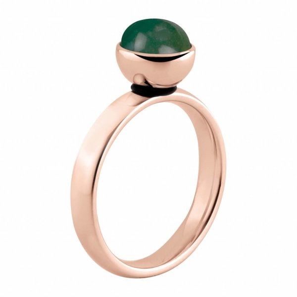 Melano Melano Twisted Rose ring
