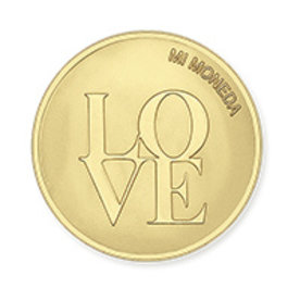 Mi Moneda Mi-Moneda munt Love & Dreamcatcher medium