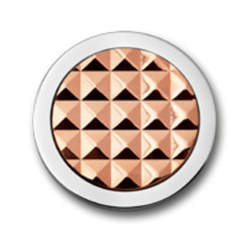 Mi Moneda Mi-Moneda munt Stud rose small